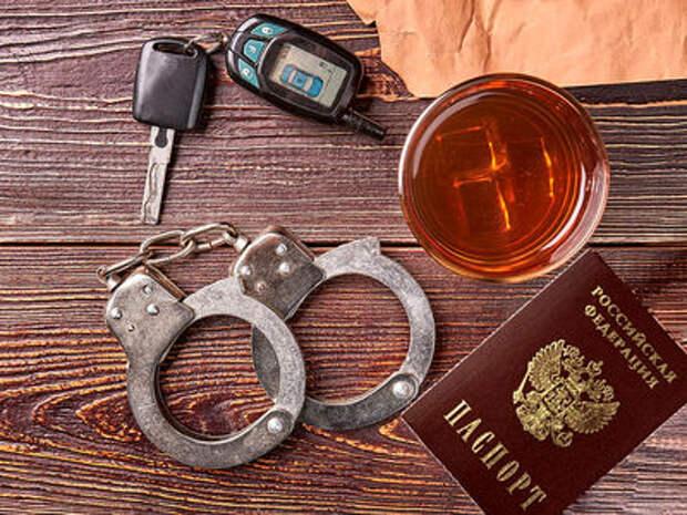Не было паспорта! И протокола не было! - пьяный водитель все порвал