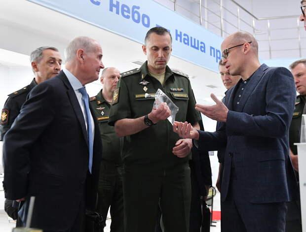 На заводе «Купол» в Ижевске состоялось совещание по диверсификации ОПК.