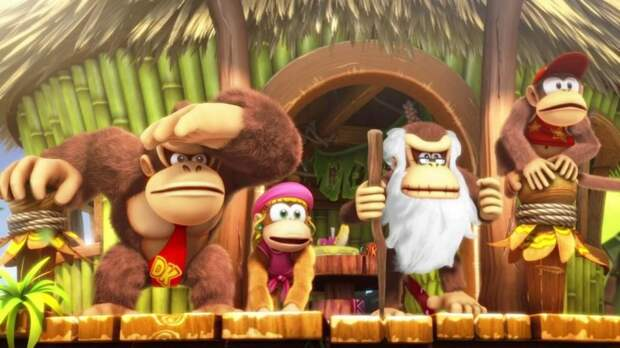Донки Конг (Donkey Kong)