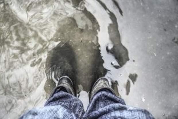 На Вологодчине из-за паводка ввели режим повышенной готовности