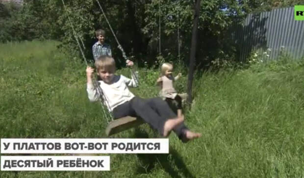 В Россию – с верой и любовью: как семья с 8 детьми из США переехала в Сергиев Посад