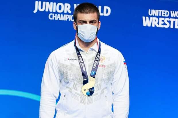 Борец из ЮВАО завоевал бронзу мирового первенства
