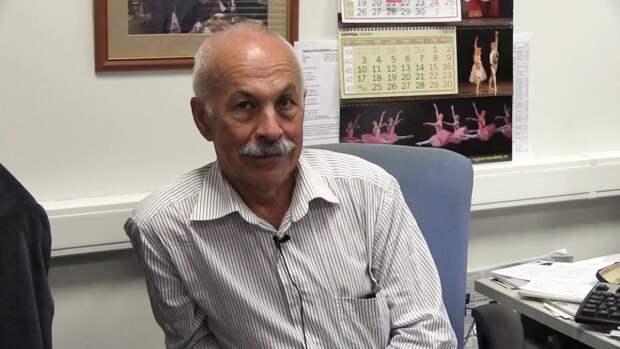 Эфир: Долголетие в журналистике — 55 лет службы в ТАСС Олега Сердобольского