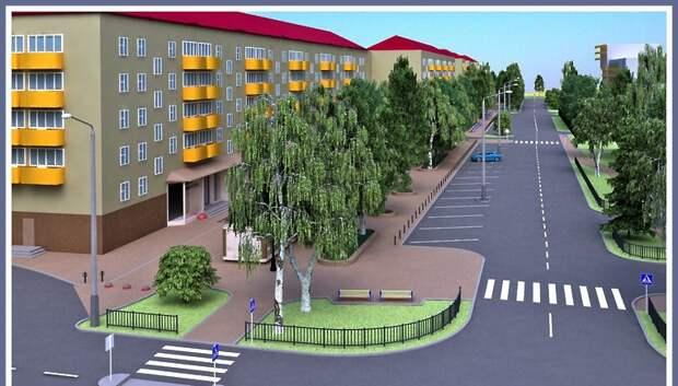 Жители 9 октября могут узнать о планах благоустройства двора на улице Кирова
