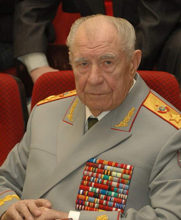 Маршал Язов о чудовищной лжи и правде о Сталине