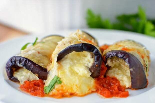 Как вкусно приготовить баклажаны – 10 простых рецептов