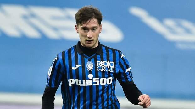 Миранчук попал в заявку «Аталанты» на финал Кубка Италии с «Ювентусом»