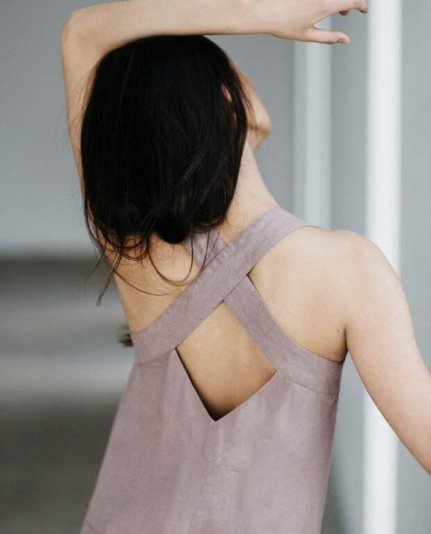 Подборка женственных спинок