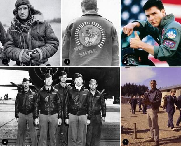 Бомберы и куртки пилотов: Кто их придумал и как их носить. Изображение №2.