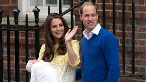 Принц Уильям рассказал о веселой вечеринке в день рождения его дочери Шарлотты