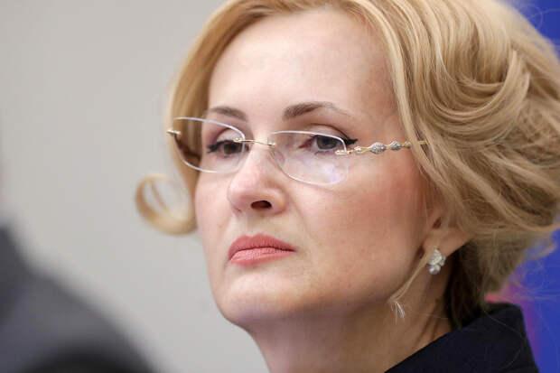 Яровая предложила сажать на пять лет за оскорбление ветеранов ВОВ
