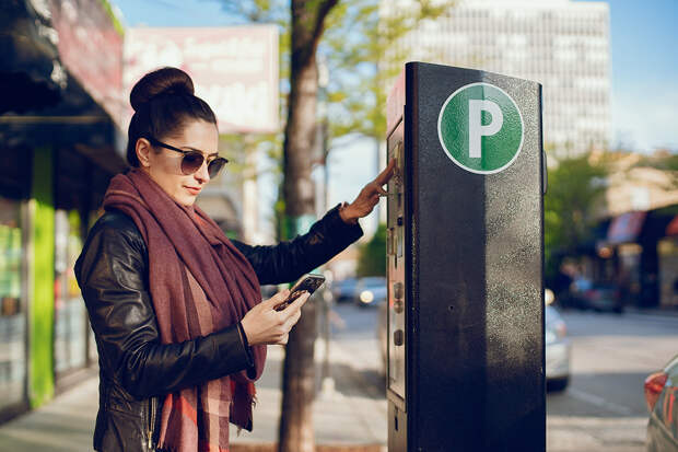 Московские парковки опять дорожают