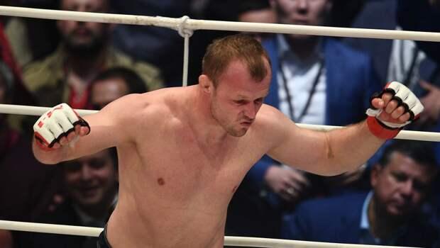Боец Шлеменко отреагировал на слова Кадырова о себе