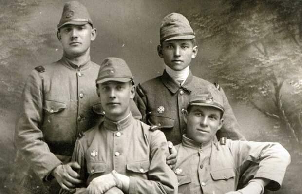 Как 700 русских оказались в японской армии, и что с ними было после капитуляц...