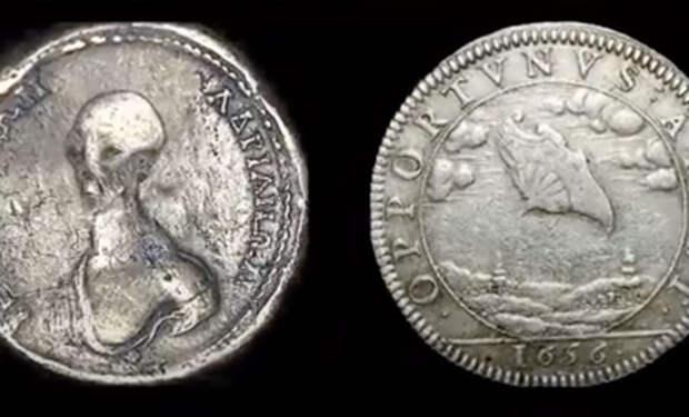 Монеты из несуществующих стран