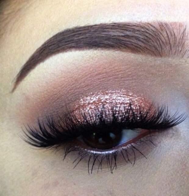 Уроки макияжа -- 5 сочетаний теней, которые подойдут практически всем