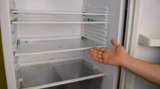 Элементарный способ сохранить полки холодильника в чистоте с минимальными затратами времени и сил