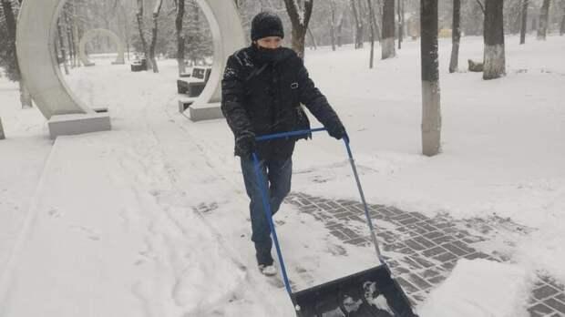 В МЧС предупредили ростовчан о метели, гололёде и морозах