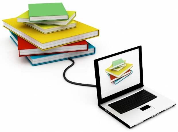 Обучение на дому с помощью Интернет было озвучено задолго до его появления. /Фото: donntu.org