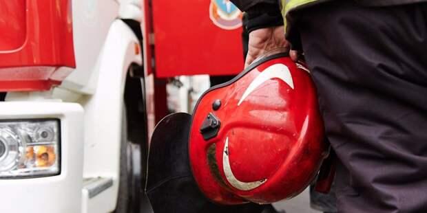 В доме на Стрелецкой починили пожарный шкаф – «Жилищник»