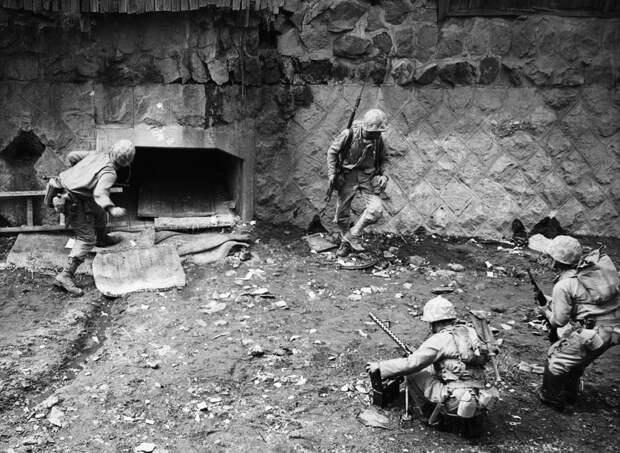 k18 0901 46 впечатляющих снимков Корейской войны