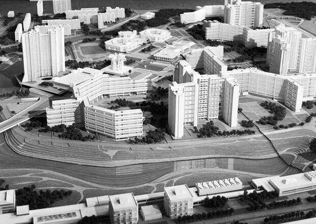 Чертаново: как выглядел район советской мечты (ФОТО)