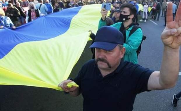 На що віддав Україну москалям поганим?