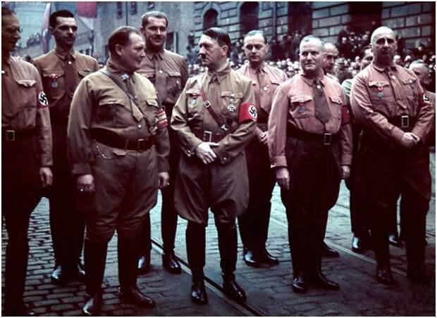В случае победы Германии в войне мы повторили бы судьбу индейцев