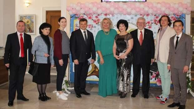 Константин Шимановский посетил открытие фестиваля «Крымская весна – 2021»