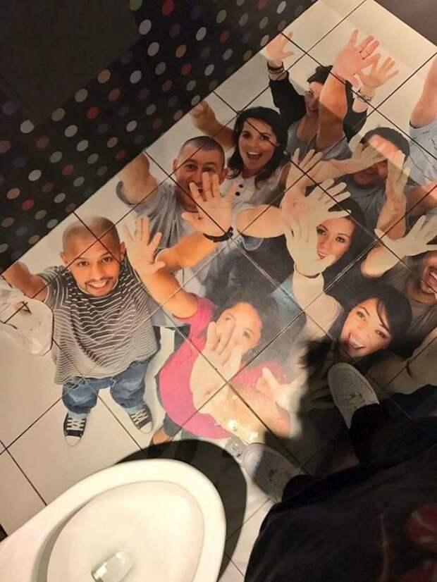 15 угрожающих вашей психике дизайнерских решений для туалета