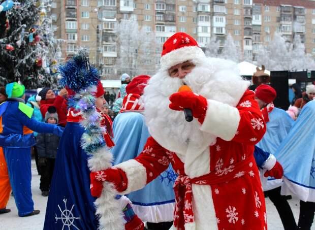 «Чеберисто»: в Ижевске выберут самый новогодний двор