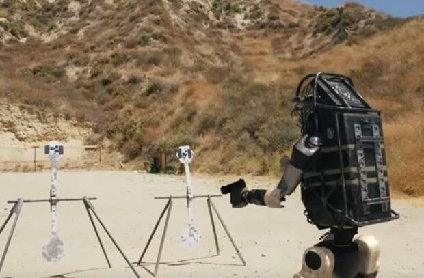 Станет ли робот главным действующим лицом на поле боя