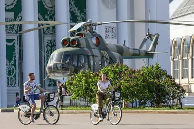 Синоптики рассказали о погоде в Москве 13 июня