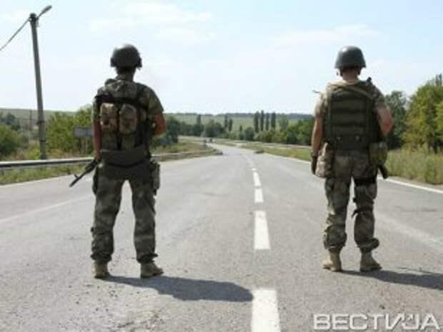 Пограничники обустроили 465 окопов вдоль линии границы