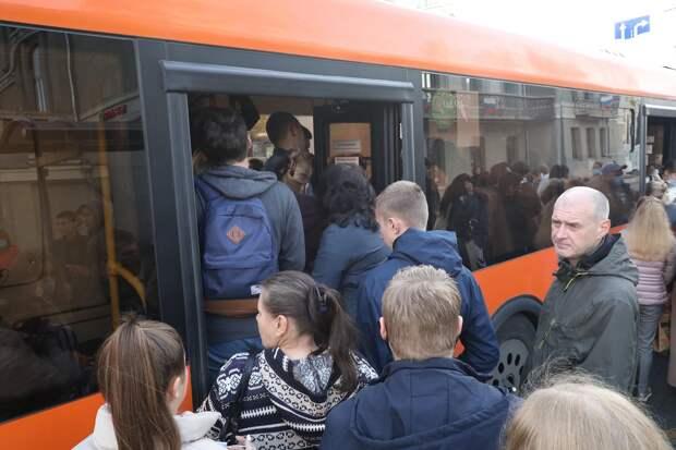 Нижний Новгород вошел в ТОП-5 городов по решениям в сфере общественного транспорта