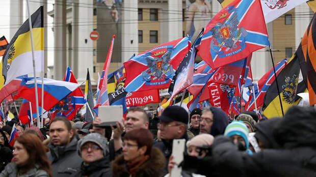 Донбасс – незаживающая рана: Россию надлежит изматывать