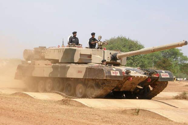 Индия испытала противотанковую ракету собственной разработки