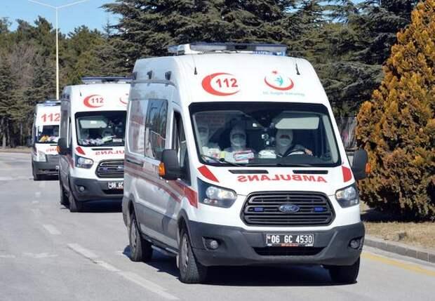 Эрдоган заявил об окончании наиболее сложного периода пандемии COVID-19 в Турции