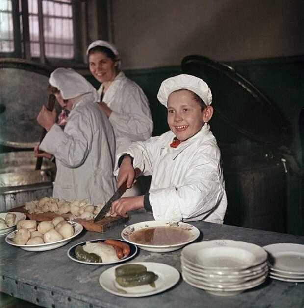 Какие 7 блюд в СССР ценились и считались вкусными
