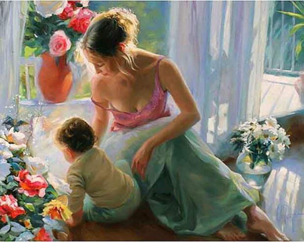 https://ae01.alicdn.com/kf/HTB1HEqFIFXXXXa8XVXXq6xXFXXXT/NEW-THE-PRINT-OIL-PAINTING-40-50-THE-CHILD-AND-MOTHER-IN-GARDEN-WALL-ART-FOR.jpg_640x640.jpg