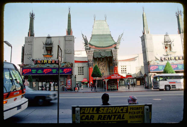 Китайский театр Манна в Голливуде