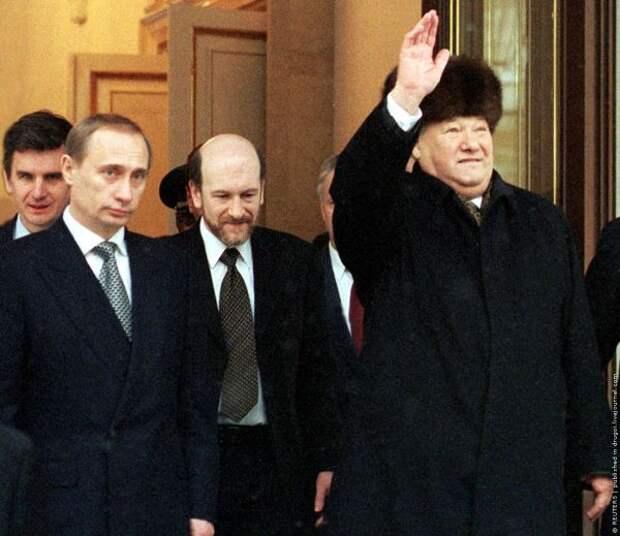 Воспоминания об эпохе Ельцина
