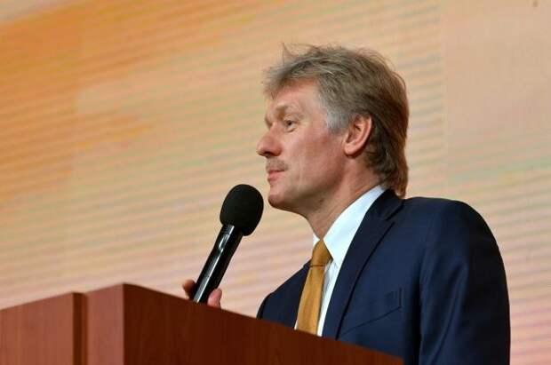 Песков прокомментировал заявления Кадырова про Израиль