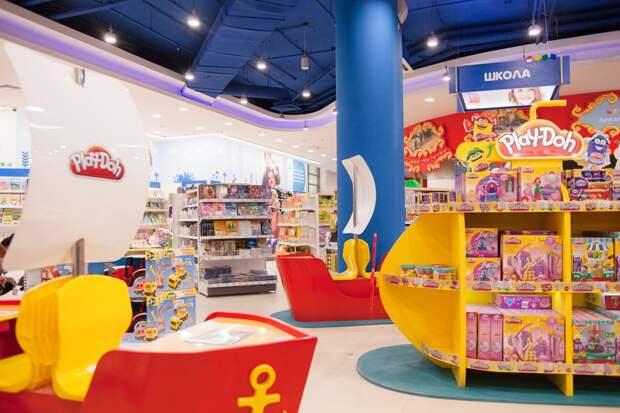 detskijmir21 Самый большой магазин игрушек в России