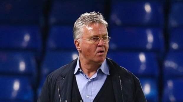 Экс-тренер российской сборной по футболу Гус Хиддинк переболел COVID-19