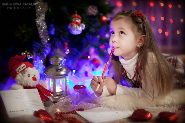 Ребенок просит слишком дорогой подарок у Деда Мороза. Как поступить?