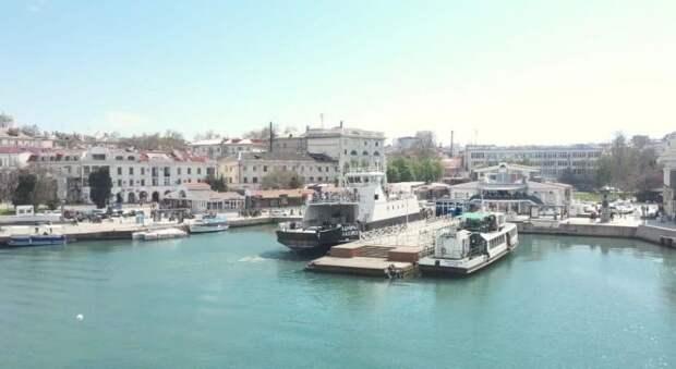 9 мая временно перекроют рейд через Севастопольскую бухту