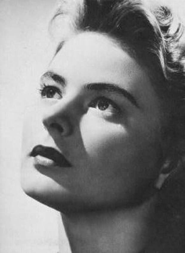 Ингрид Бергман. Фото / Ingrid Bergman. Photo