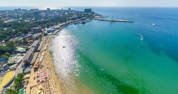 Море на Кубани сейчас не теплее Балтийского
