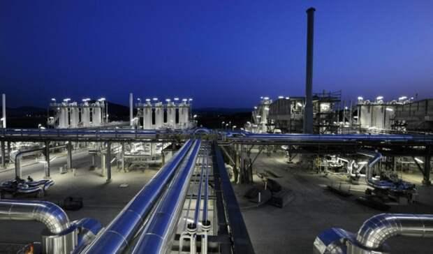 Подземные хранилища газа вЕвропе подверглись рекордному опустошению